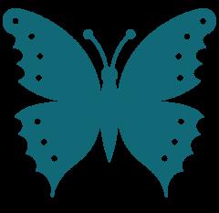 ChilaYunaiCounseling-logo-sommerfugl